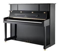 三明施特劳斯钢琴EA123