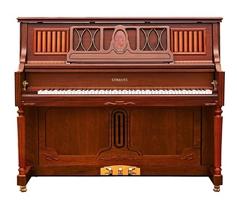 三明施特劳斯钢琴EA125A