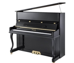 三明施特劳斯钢琴EA125