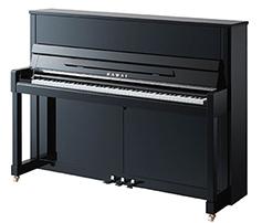 普洱卡瓦依钢琴KU-P1