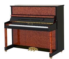 博斯纳钢琴GP122HB-H1