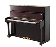 博斯纳钢琴GP122BM