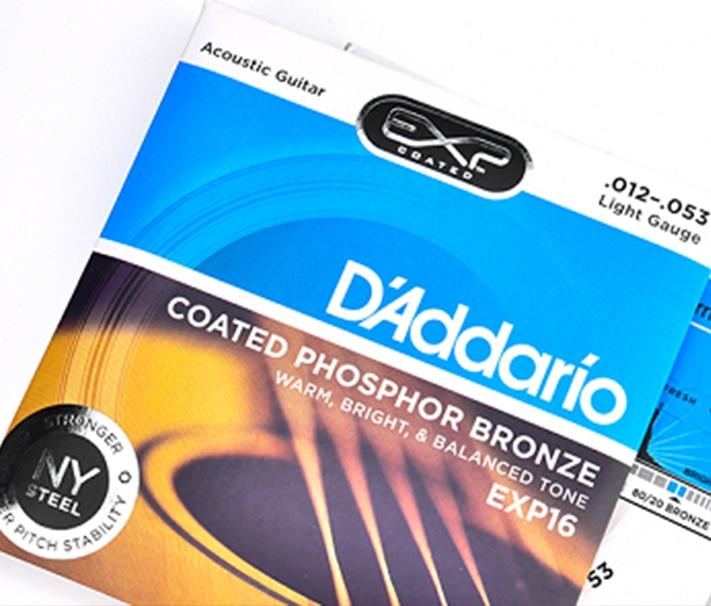 DAddario吉他琴弦