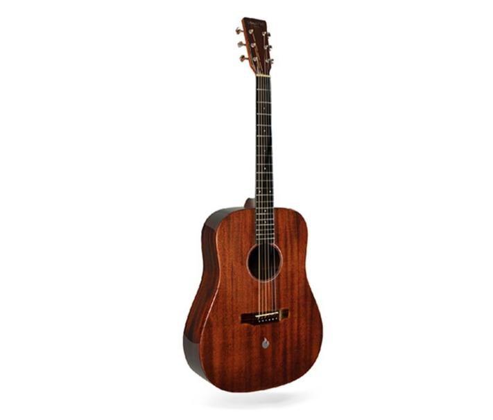 普洱LAVA单板木吉他41寸