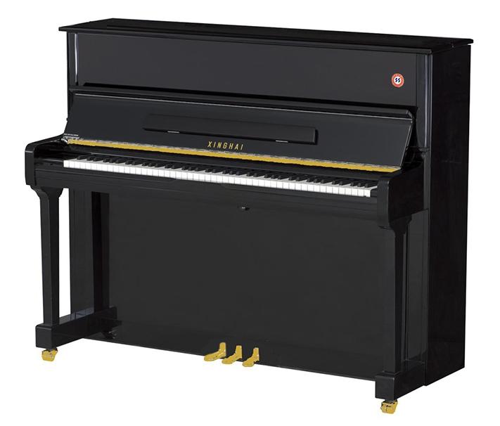 三明星海钢琴XU-120A
