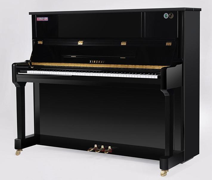 三明星海钢琴XU-122BJ