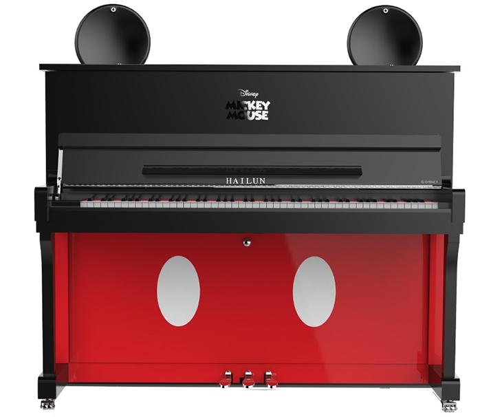 普洱海伦迪士尼DH2M钢琴