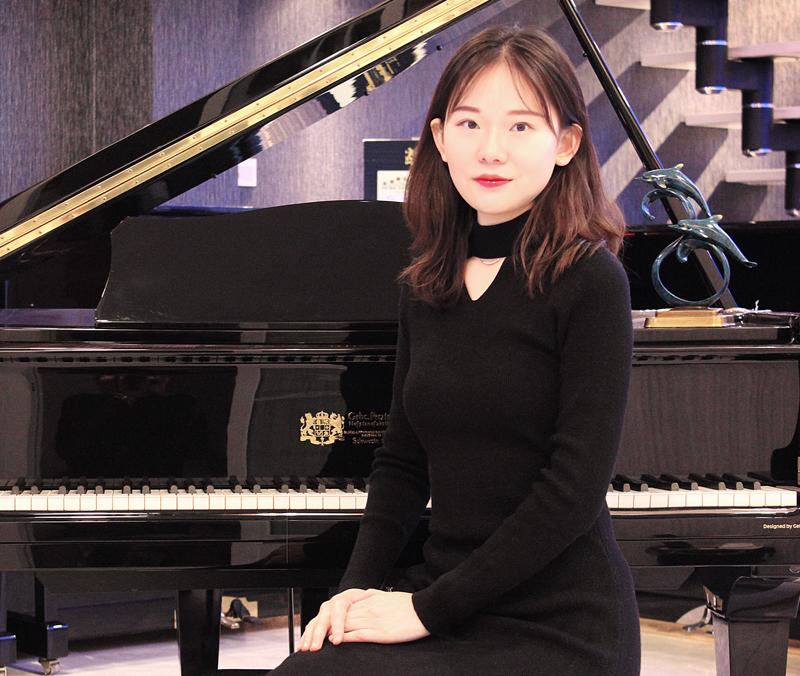 【张晓童-钢琴老师】