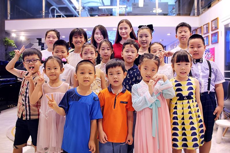 刘济娜老师和贾君老师音乐会